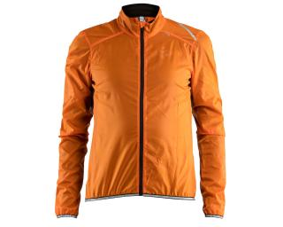 Craft Lithe Jacket M Windbreaker Orange