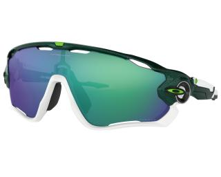 Oakley Jawbreaker Prizm Jade Cycling Glasses Green