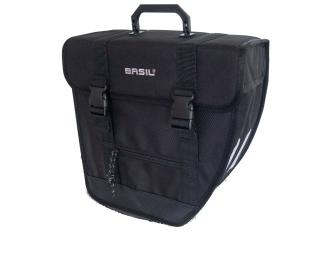 Basil Tour Single R Single Pannier Black