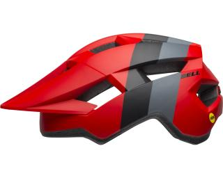 Bell Spark MIPS MTB Helm Rot