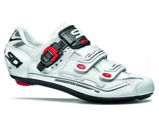 Sidi Genius 7 Road Shoes White