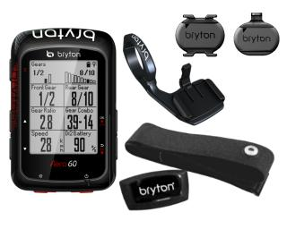 Bryton Aero 60 T Bundle Bike Computer