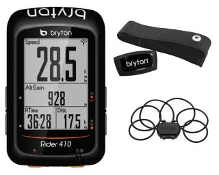 Bryton Rider 410 T Bundle Bike Computer