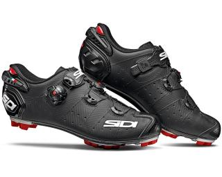 Sidi Drako 2 SRS Carbon MTB Shoes Black