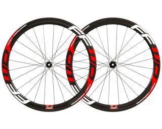 FFWD F4D FCC - DT Swiss 240 Road Bike Wheels Set / Red