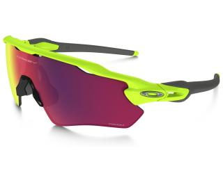 Oakley Radar EV Prizm Road Cycling Glasses Yellow