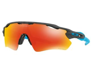Oakley Radar EV Prizm Ruby Cycling Glasses