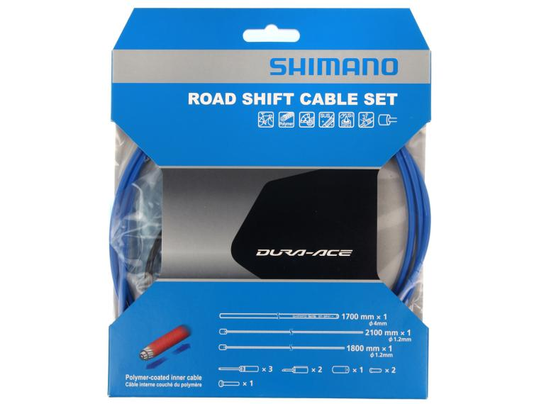 Shimano Dura Ace Shift Cableset Blue