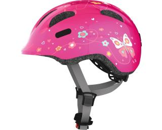 Abus Smiley 2.0 Kinderhelm Roze