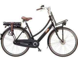 Sparta Pick-Up Deluxe F7e Smart Elektrische Fiets Dames / Zwart