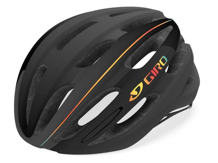 155ae0b90bf Giro Foray MIPS Racefiets Helm Matte Grey / Firechrome