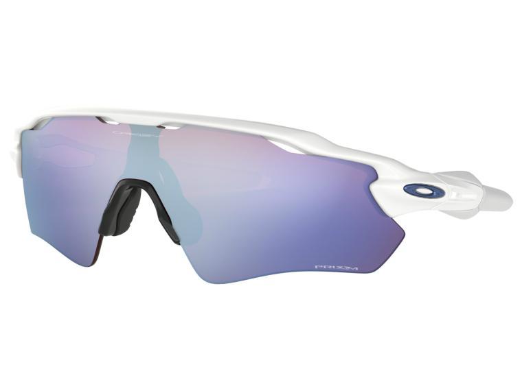 ee16fa806c Acheter Lunettes de Vélo Oakley Radar EV Prizm Sapphire Snow | Mantel FR