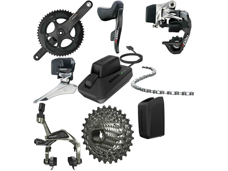 Sram Red eTAP 11-speed Groupset