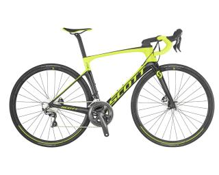 Scott Foil 20 Disc Geel