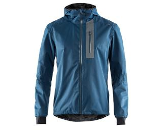 Craft Ride Rain Heren Regenjack Blauw