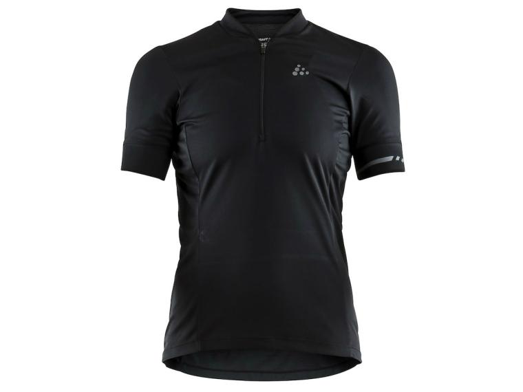 Craft Point W Cycling Shirt Black
