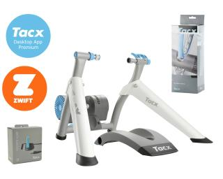 Tacx Vortex Smart T2180 Premium Bundle Rollentrainer