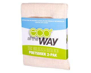 Eco All The Way 100% Katoenen Doek