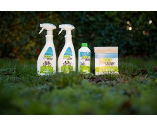 Eco All The Way Bike Cleaning Set