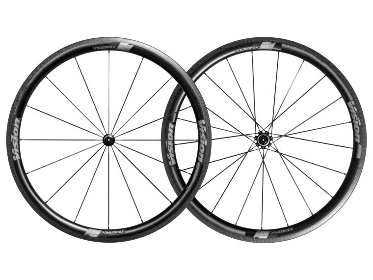 Vision Trimax Carbon 40 LTD Road Bike Wheels