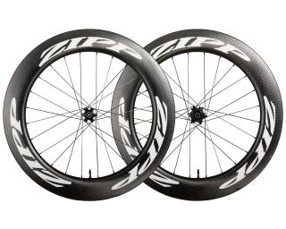 Zipp 808 Carbon Clincher TLR Disc Racefiets Wielen Set / Wit