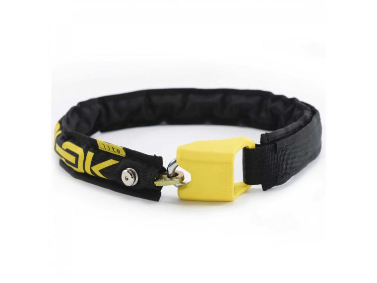 Hiplok Lite Cable Lock Yellow
