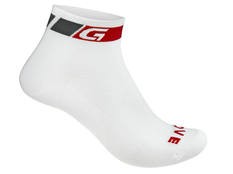 GripGrab Classic Low Cut Socks 1 piece / White