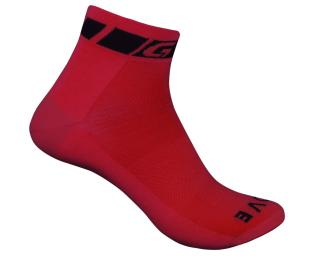 GripGrab Classic Low Cut Socks 1 pair / Red