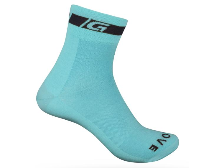 GripGrab Classic Regular Socks 1 pair / Blue