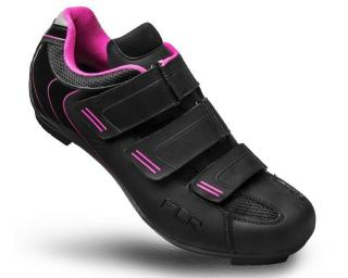 FLR F-35 III Road Shoes Black / Pink