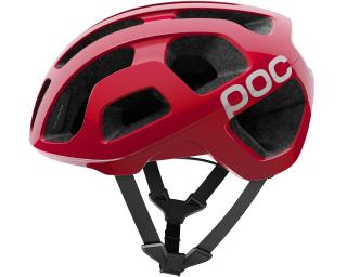 POC Octal Racefiets Helm Rood