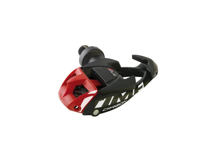 Time IClic Carbon Pedals Red