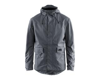 Craft Ride Torrent Jacket Regenjack Grijs