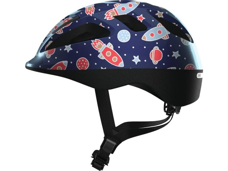 Abus Smooty 2.0 Helmet Blue Space
