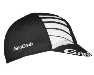 GripGrab Lightweight Summer Cycling Cap Schwarz