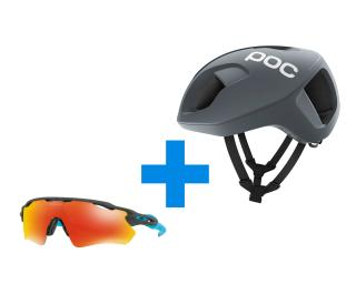 POC Ventral SPIN + free <b>Oakley</b> Radar EV Cycling Glasses