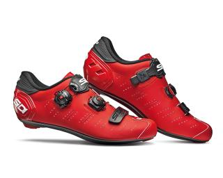 Sidi Ergo 5 Road Shoes Red