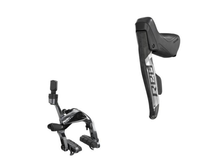 Sram Red eTAP AXS Groupset Traditional Rim Brake