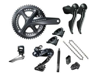 Shimano Ultegra R8070 Disc Groupset Internal