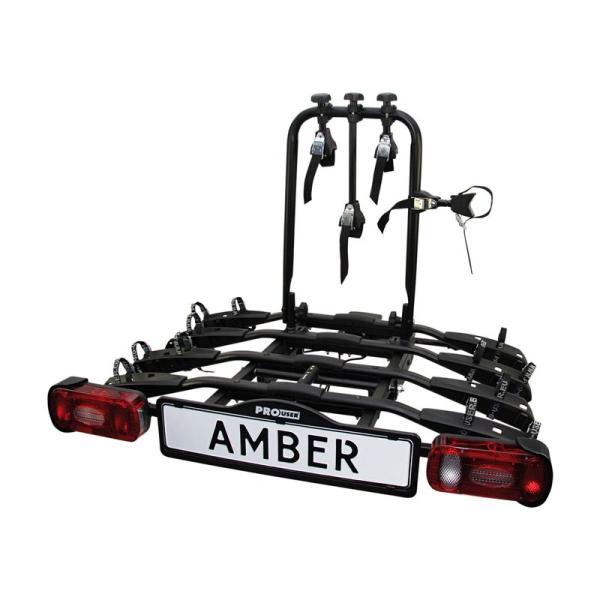 Pro User Amber IV Cykelholder   Cykelholder til bil