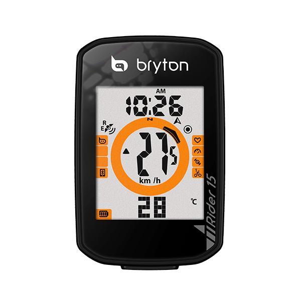 Bryton Rider 15 E Cykelcomputer | Cycle computers