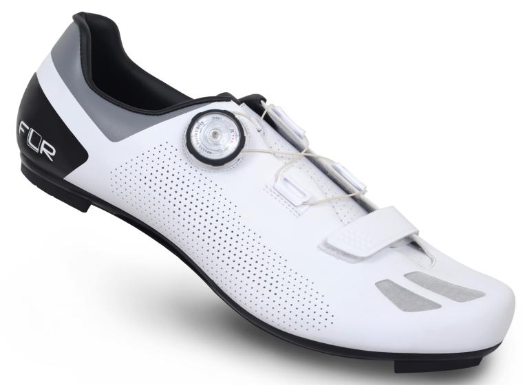 FLR F-11 Road Shoes White
