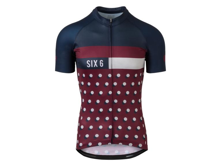AGU Six6 Dot Fietsshirt