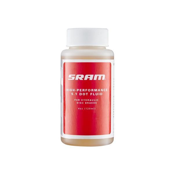 Sram 5.1 DOT Hydraulic Brake Fluid | polish_and_lubricant_component