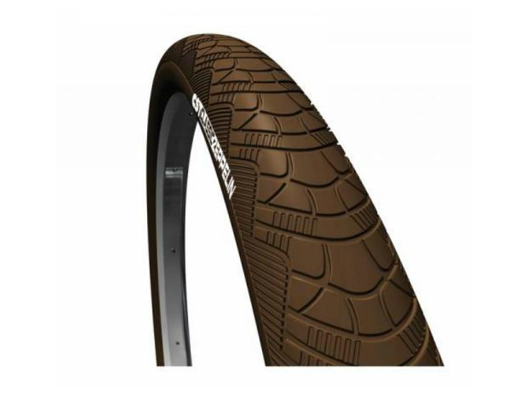 CST Zeppelin 28 x 2.00 Tyre Brown