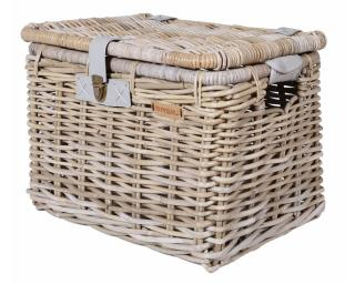 Basil Denton S/M/L Bike Basket L / Grey