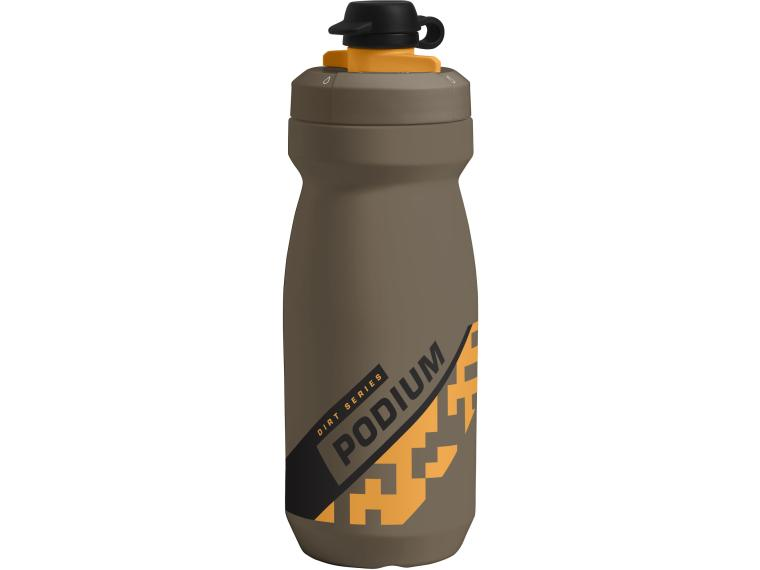 Camelbak Podium Dirt Series 2019 Bottle Shadow Grey