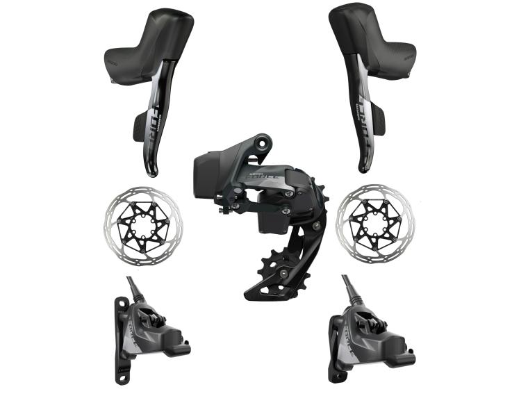Sram Force eTap AXS Disc Upgrade Kit Groupset 1x12
