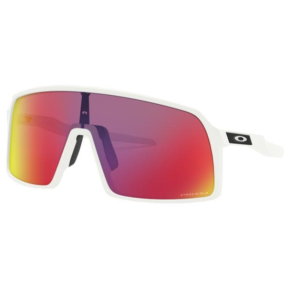 Oakley Sutro Sunglasses - Matte White/Prizm Road   Glasses