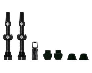 Muc-Off Tubeless Valve Kit Universeel 44mm Black